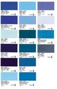 HOLBEIN GOUACHE BLUES