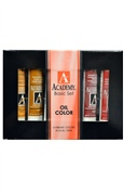 Academy Oil Color Basic Set