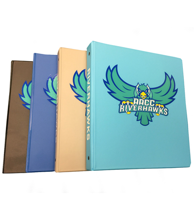 Riverhawks 1 Inch Binder (SKU 1074800813)