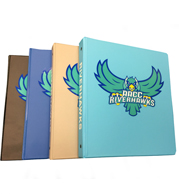 Riverhawks 1 Inch Binder