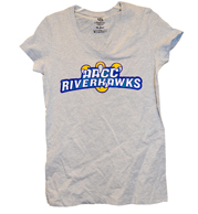 Ladies Riverhawks Claw Tee