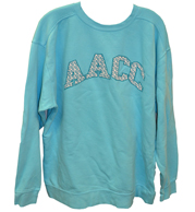 Ladies Aacc Riverhawks Sweatshirt
