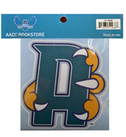 Riverhawks A Decal