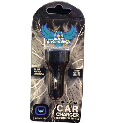 RIVERHAWKS CAR CHARGER (SKU 1073487228)