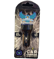 RIVERHAWKS CAR CHARGER