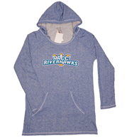RIVERHAWKS LADIES TERRY TUNIC