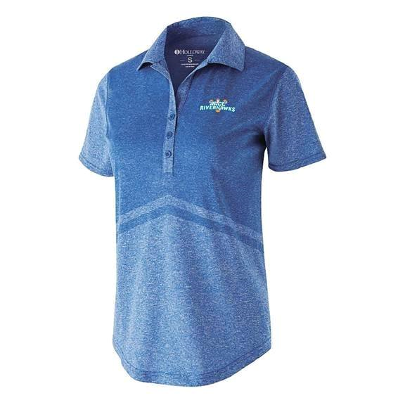 RIVERHAWKS SEISMIC POLO (WOMENS) (SKU 1079296433)