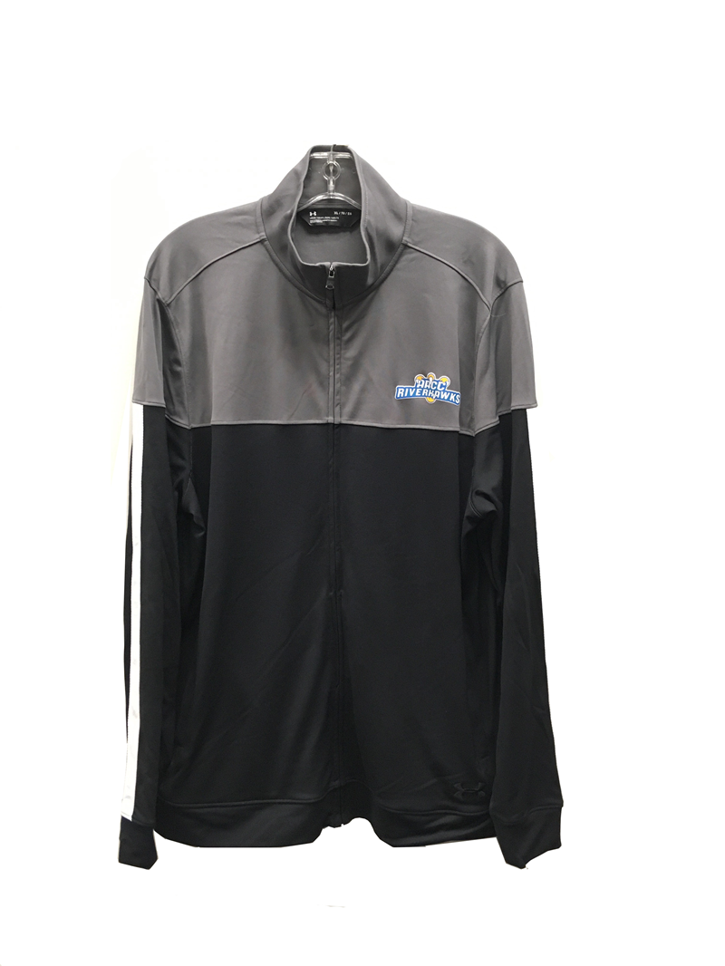RIVERHAWKS UA TRACK JACKET (SKU 1080933433)