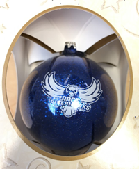 HOLIDAY RIVERHAWK ORNAMENT