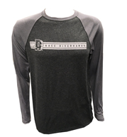 RIVERHAWKS KINERGY RAGLAN