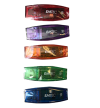 EMTEC ASSORTED 16B USB