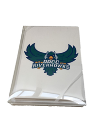 RIVERHAWK GREETING CARD (PK OF 10)