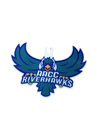 RIVERHAWKS CHRISTMAS ORNAMENT