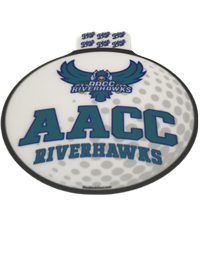 HAWKS GOLF STICKER