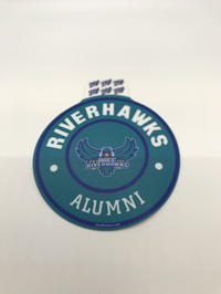 HAWKS ALUMNI STICKER