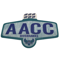 AACC HAWKS STICKER